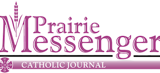 Logo for Prairie Messenger